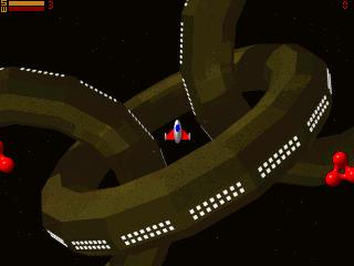 משחק מתוך קטגוריית משחקי אסטרואידים
