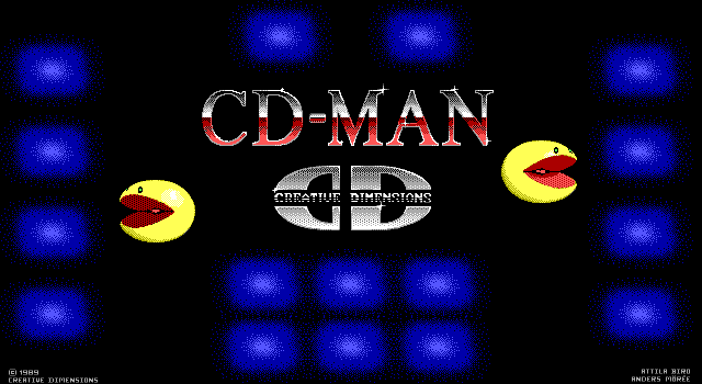 Cd Man 2 Game Free Download