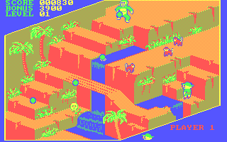 משחק מתוך קטגוריית תואמי Donkey Kong