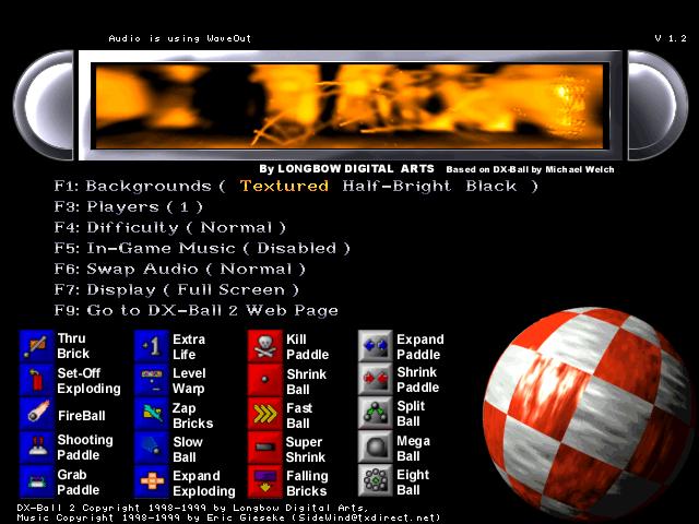 מסע אל העבר - משחקים ישנים - תמונה מתוך המשחק 'שובר קירות 2'