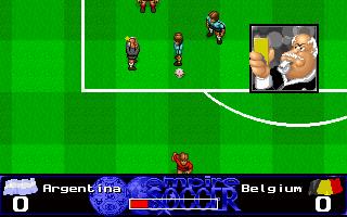 משחק מתוך קטגוריית משחקי כדורגל