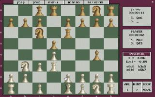 משחק מתוך קטגוריית משחקי שחמט