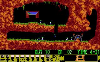 משחק מתוך קטגוריית תואמי Lemmings