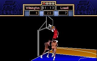 משחק מתוך קטגוריית משחקי כדורסל