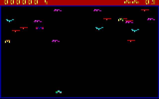 משחק מתוך קטגוריית משחקי פלישת חלל