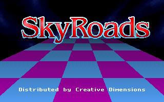 מסע אל העבר - משחקים ישנים - תמונה מתוך המשחק 'סקיי רודס'