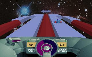 משחק מתוך קטגוריית משחקי חלל